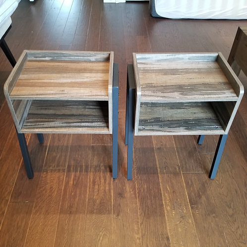 Pair of Night Tables Lot 15