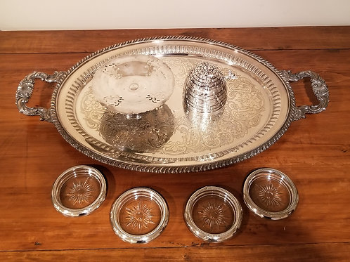 Assorted silver Lot 122