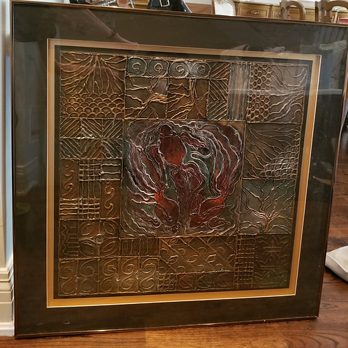 Art Piece by: Norma S. Lewis (Lot 124)