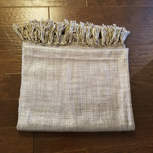 Metallic Throw Lot 32