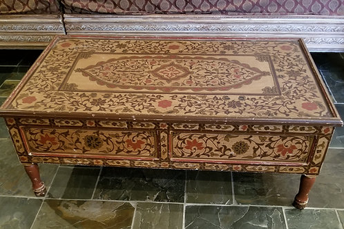 Lot 60 - Moroccan table