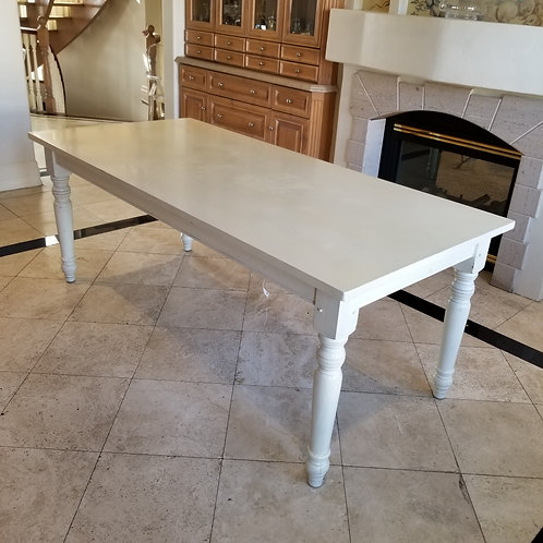 Lot 9 - French Country Table