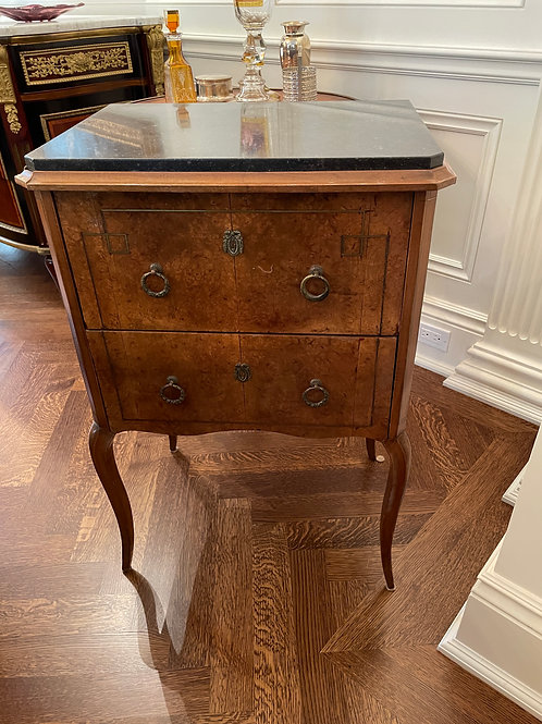 Lot 23 - Antique French Commode