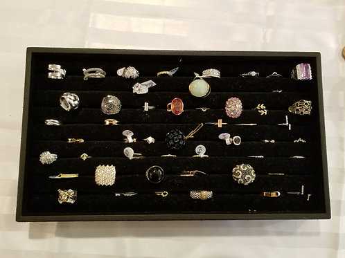 Assorted Rings (New) LOT 8