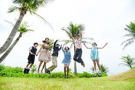 沖縄 神戸 石垣島 バウリニューアル ウェディングフォト 結婚写真 ビーチ撮影