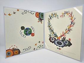 沖縄 恩納村 結婚式 ウェディング フォトウエディング ビーチフォト 皿の上の自然 チャペルフォト 結婚証明書フォリオ