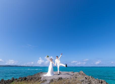 「Go Toトラベルキャンペーン」ホテル2泊&フォトウエディングでお得に沖縄へ!