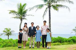 沖縄 神戸 石垣島 家族旅行写真 バウリニューアル ウェディングフォト 結婚写真 ガーデンフォト