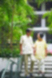 沖縄 神戸 石垣島 バウリニューアル ウェディングフォト 結婚写真 ガーデンフォト