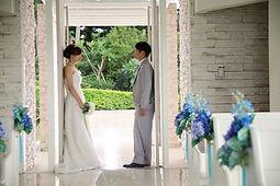 沖縄 京都 フォトウエディング ウェディングフォト ビーチフォト 結婚写真の前撮り ムーンビーチのチャペルフォト