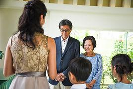 沖縄 神戸 石垣島 家族旅行写真 バウリニューアル ウェディングフォト 結婚写真 チャペルフォト