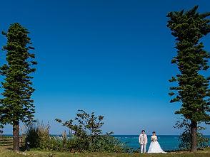沖縄 恩納村 フォトウエディング ビーチフォト チャペルフォト リザンシーパーク ウェディングフォト 前撮り