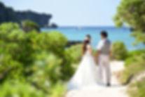 沖縄 石垣島 京都 神戸 フォトウエディング ウェディングフォト 恩納村 ビーチフォト 結婚写真の前撮り