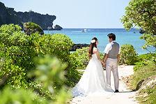 沖縄 宮古島 京都 フォトウエディング ウェディングフォト 恩納村 ビーチフォト 結婚写真の前撮り