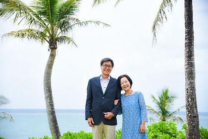 沖縄 神戸 石垣島 バウリニューアル 家族旅行写真 ウェディングフォト 結婚写真 ムーンビーチフォト