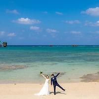 沖縄 恩納村 GOTOトラベル フォトウエディング ウェディングフォト ビーチフォト 前撮り