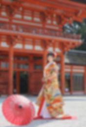 京都 沖縄 石垣島 神戸 フォトウエディング ウェディングフォト 結婚写真の前撮り 下鴨神社 和装