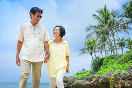 沖縄 石垣島 神戸 家族旅行写真 バウリニューアル 結婚写真 ムーンビーチフォト