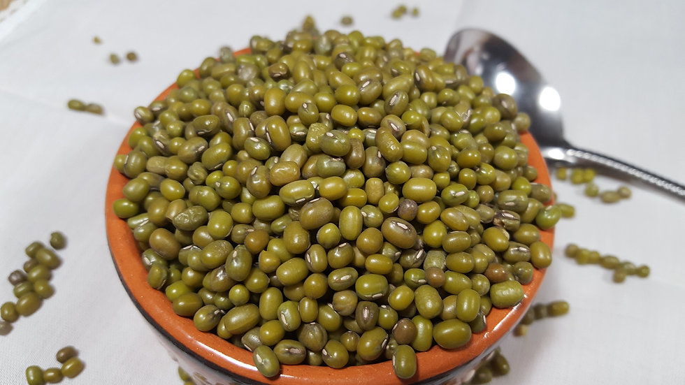 Organic Green Mung Dal Beans
