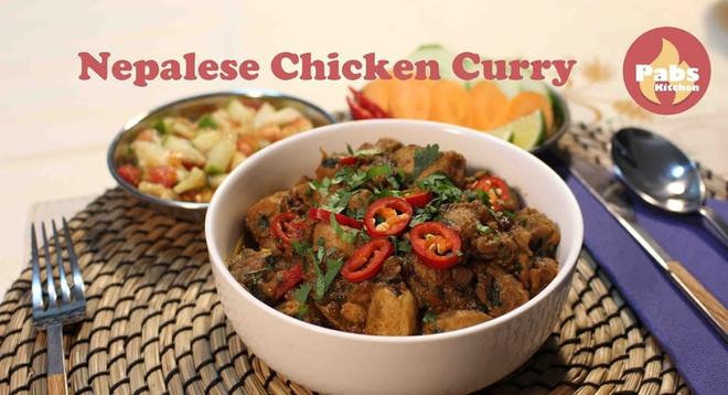 Nepalese Chicken Curry 🥘