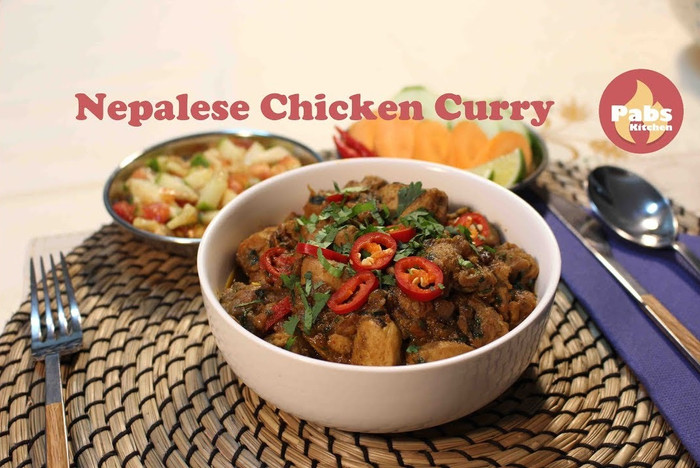 Nepalese Chicken Curry 🥘