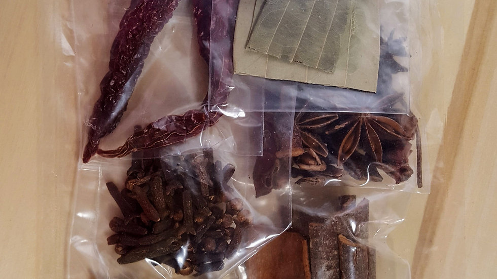 6 Pack - Nepalese Whole Spices