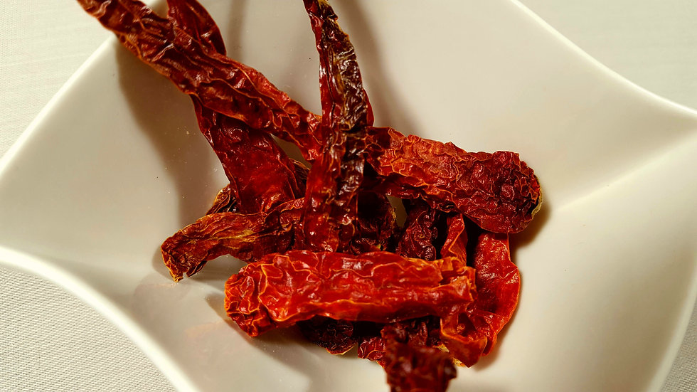 Sun Dried Chilis