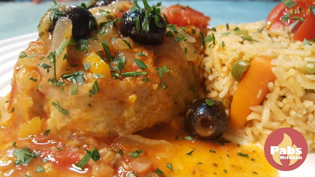 Fried Fish in Escabeche Sauce