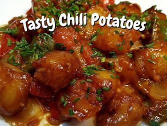 Tasty Chili Potatoes