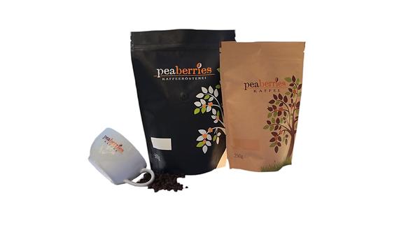 Peaberries Kaffee Houseblend // 22,00€/kg