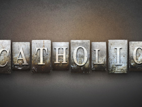 "If Jesus Started the Catholic Church, Where Does the Bible Say ""Catholic""?"