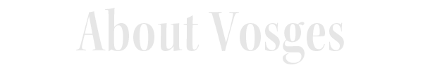 about vosges