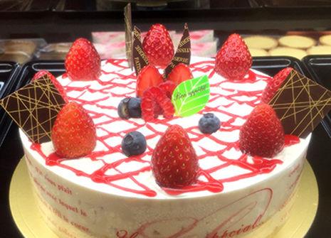 Whole Cake_ポワール