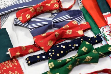 Tara`s handmade bow ties