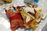 Angel`s handmade lavender pouches