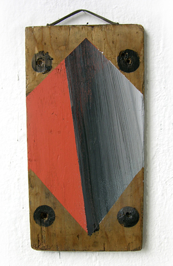 Painting on wood_2010
