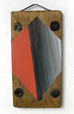 Painting on wood_2010