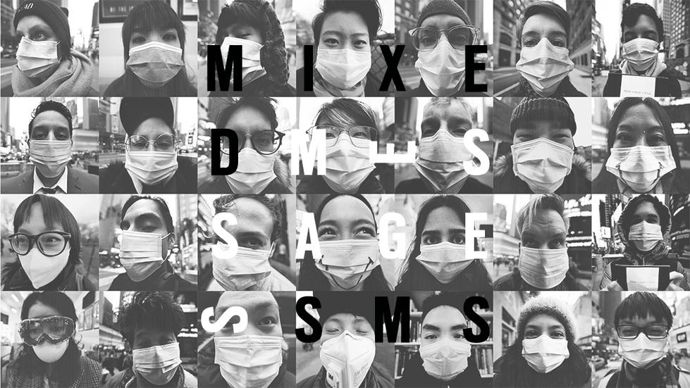 #freemask Multimedia Art Project