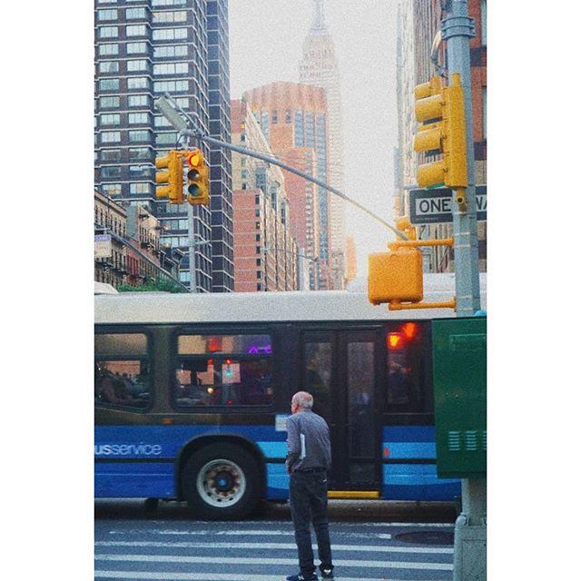 Larry David in the village.jpg