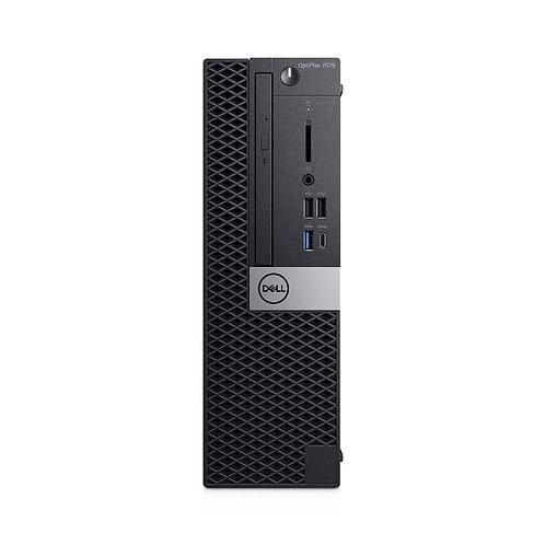 Dell Optiplex 7070 SFF PC, i7-9700, 4.70GHz, 16GB RAM, 1TB SSD, Windows 10 Pro