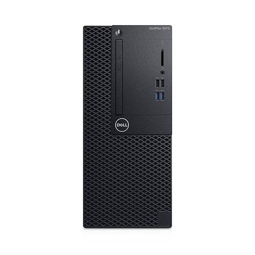 Dell Optiplex 3070 MT PC, i5-9500, 4.40GHz, 8GB RAM, 1TB SATA HD, Windows 10 Pro