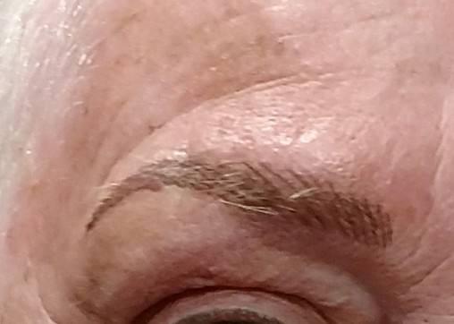 brown brow