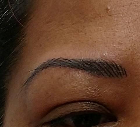 black brow