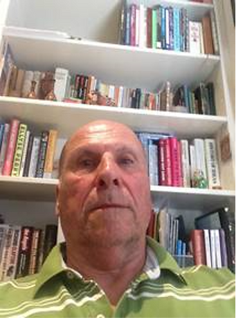 Board Member Colin Murray