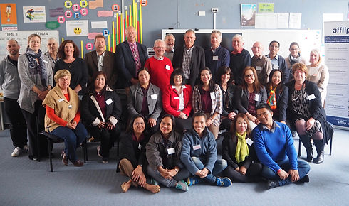 Athelstone Primary hosted principals and teachers from Talomo District during their visit to SA.