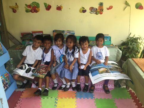 English literacy support