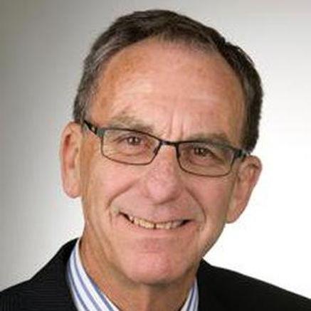 AFFLIP Treasurer John Erskine