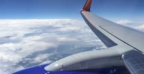 making travel easier: flying