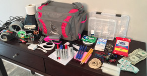 meeting planner tackle box