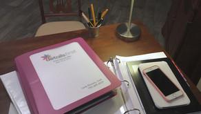 binder vs. tablet